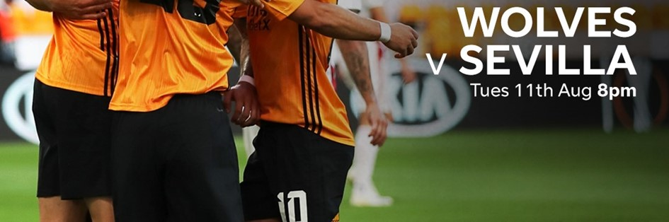 Wolves v Sevilla (Europa League)