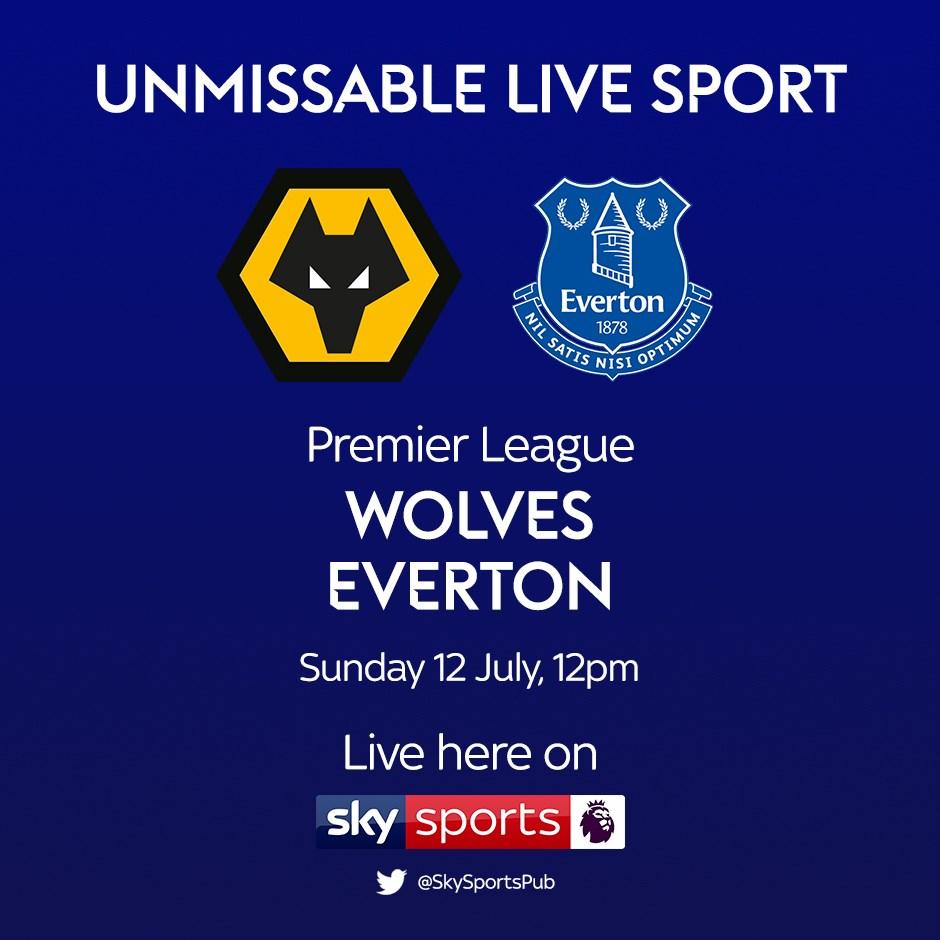 Wolverhampton Wanderers v Everton (Premier League)