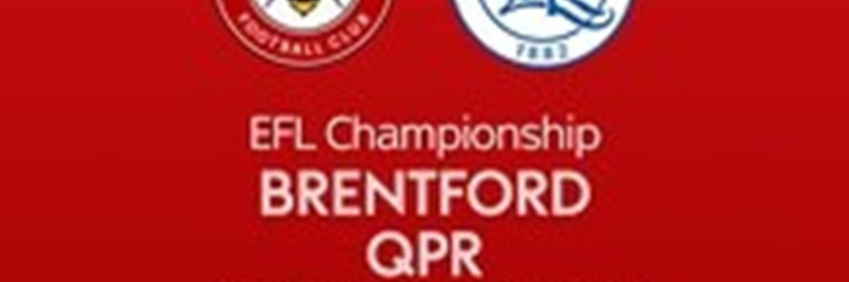 Brentford v QPR (Football League)