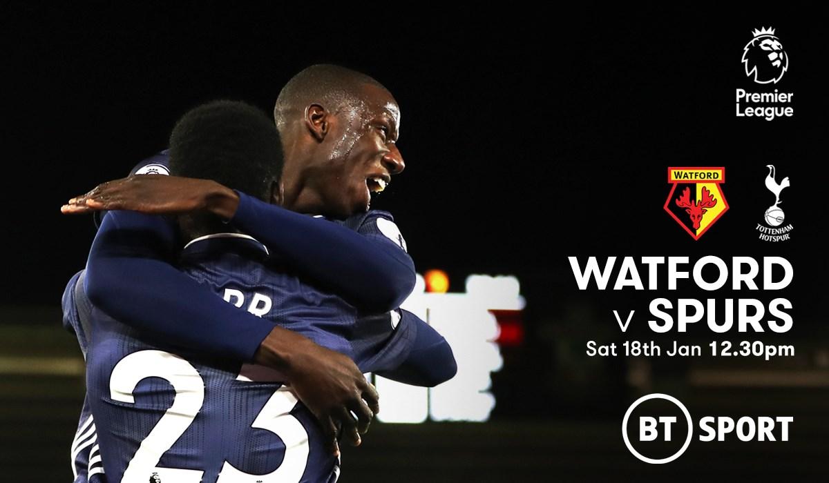 Watford v Tottenham (Premier League)