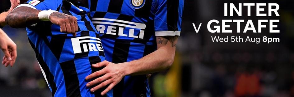 Inter Milan v Getafe (Europa League)