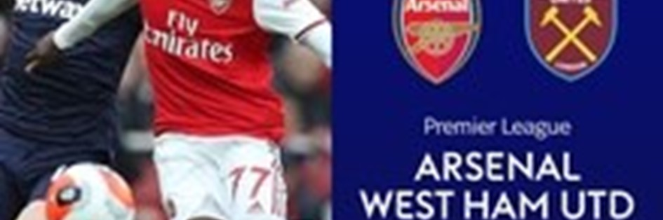 Arsenal v West Ham United (Premier League)