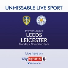 Leeds United v Leicester City (Premier League)