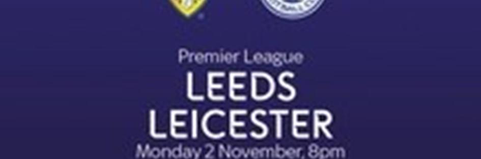 Leeds United v Leicester City (Premier League)