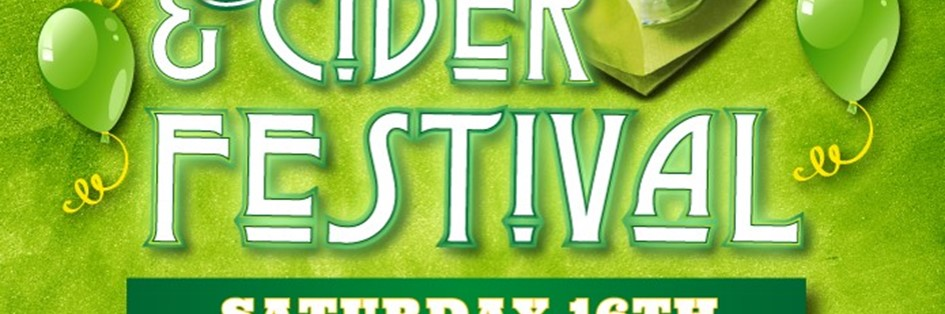 Gin & Cider Festival