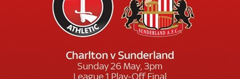 Charlton Athletic v Sunderland (Football League)