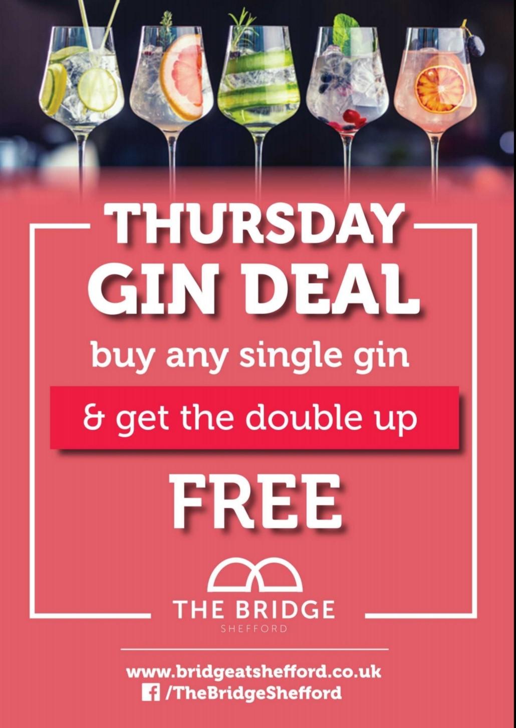 Thursday Gin Club