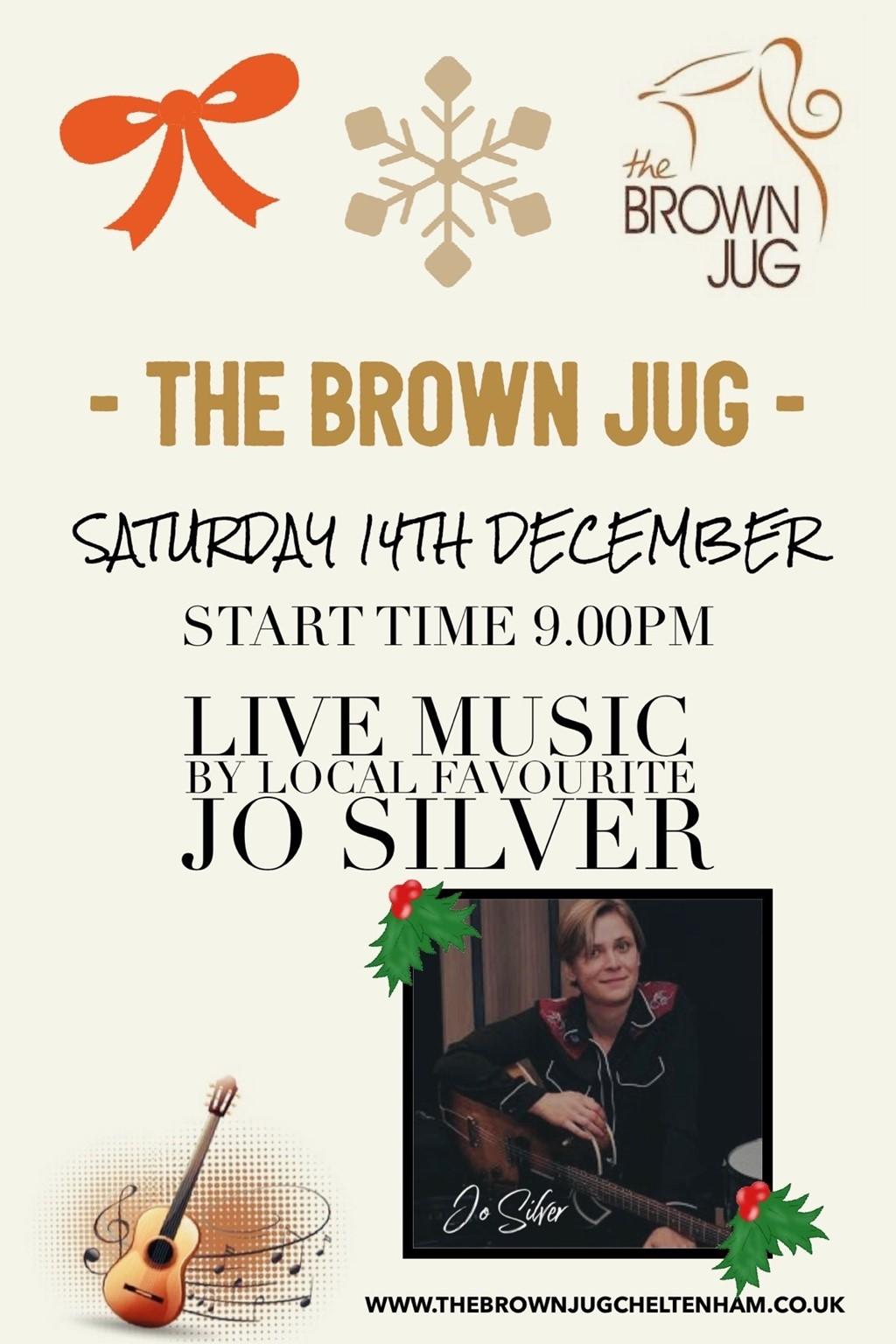 LIVE MUSIC: Jo Silver