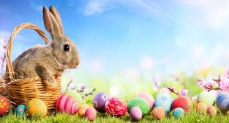 CHILDRENS EASTER COLOURING COMPETITION