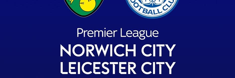 Norwich City v Leicester City (Premier League)