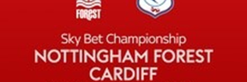 Nottingham Forest v Cardiff City (Football League)