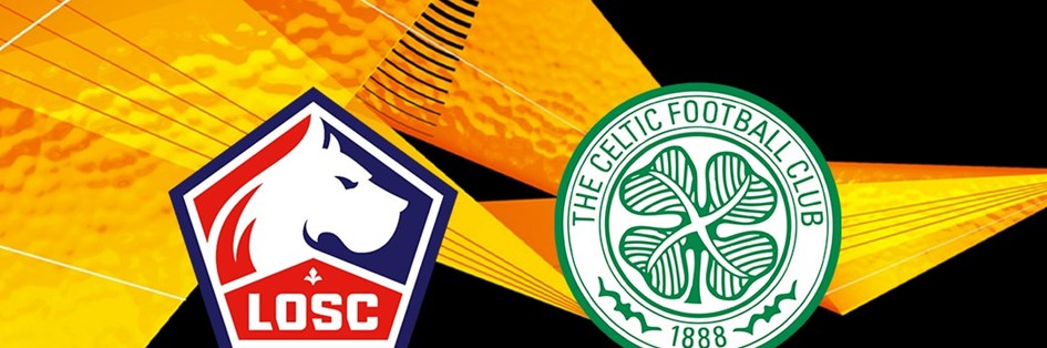 Lille v Celtic (Europa League)
