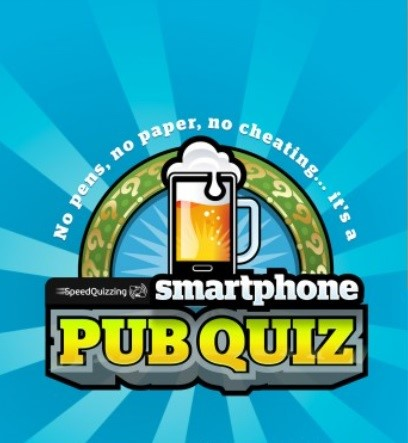 SmartPhone Pub Quiz for Charity