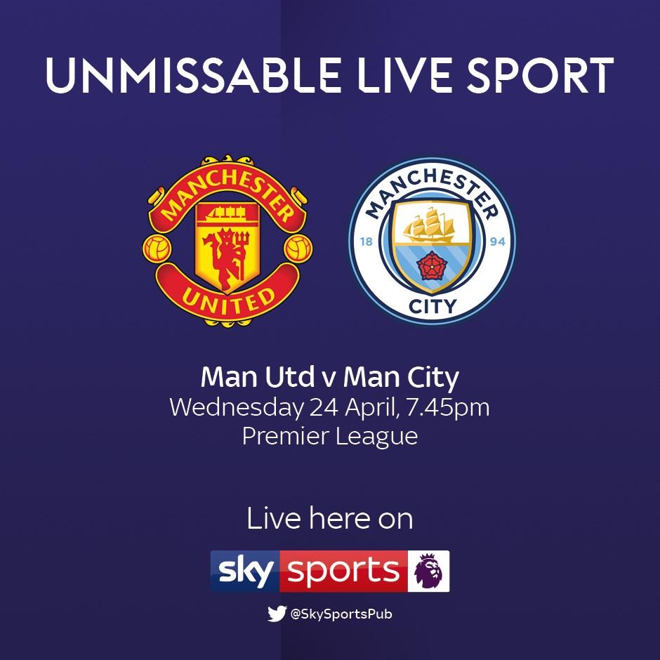 Manchester United v Manchester City (Premier League)