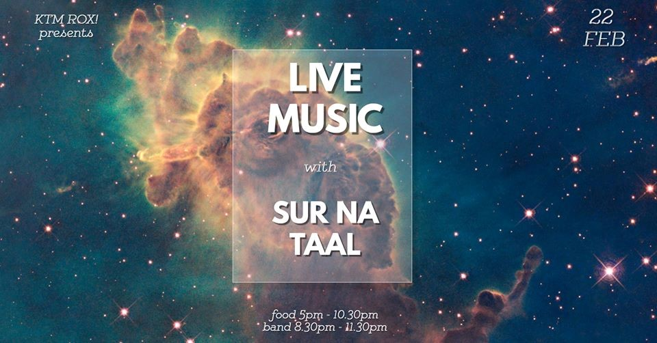 Live Music with Sur na Taal band