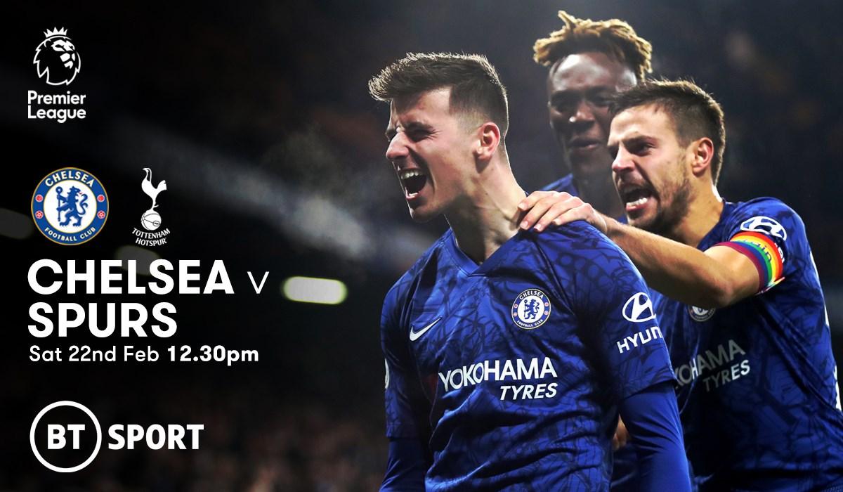 Chelsea v Tottenham (Premier League)