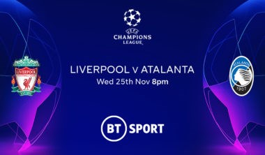 Liverpool v Atalanta (Champions League)