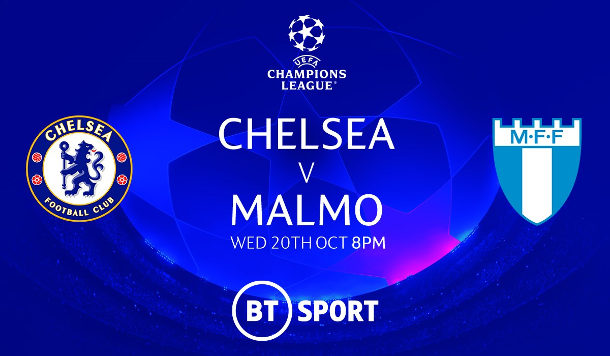 Chelsea v Malmo (Champions League)