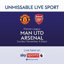 Manchester United v Arsenal (Premier League)