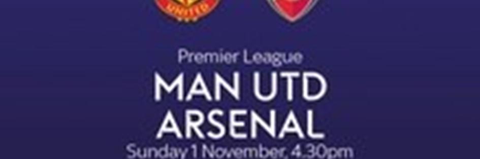 Manchester United v Arsenal (Premier League)