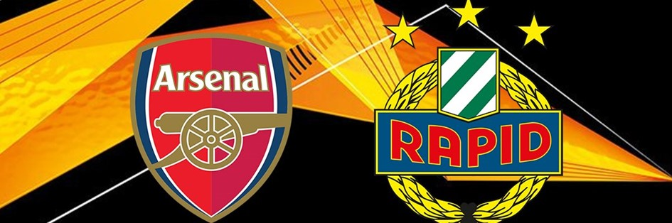 Arsenal v Rapid Vienna (Europa League)