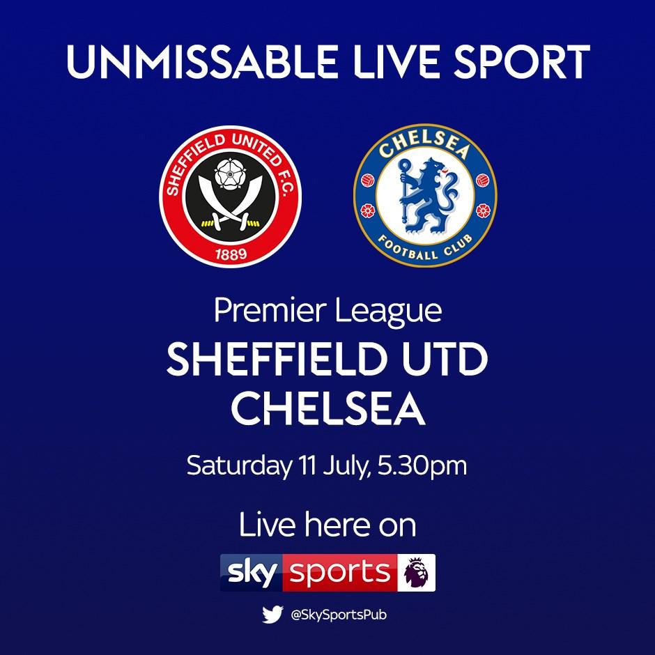 Sheffield United v Chelsea (Premier League)