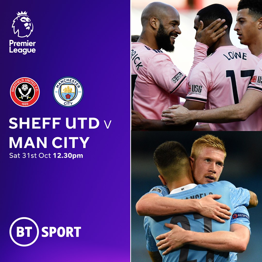 Sheffield United v Manchester City (Premier League)