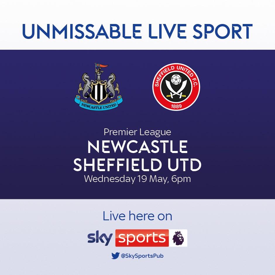 Newcastle United v Sheffield United (Premier League)