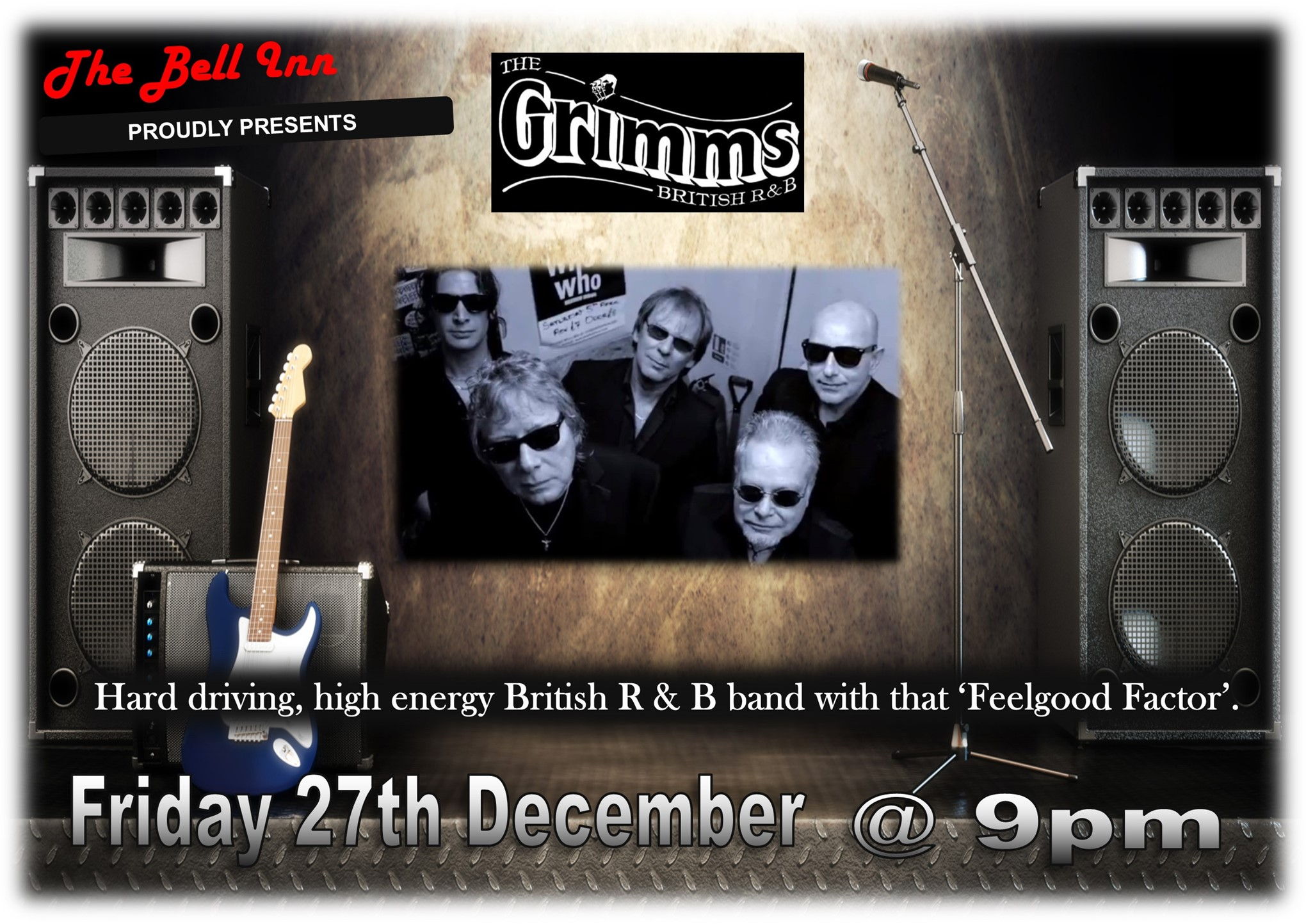 Live Music with the Grimms