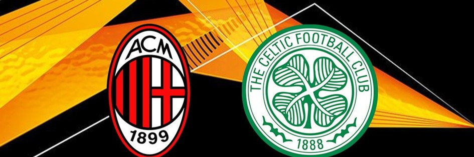 AC Milan v Celtic (Europa League)
