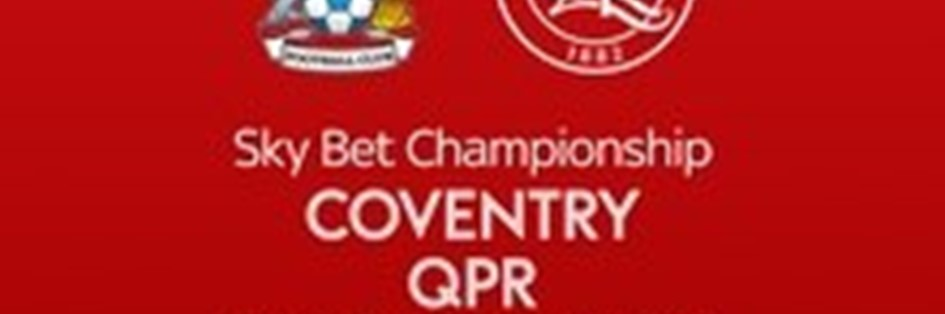 Coventry City v QPR (Football League)