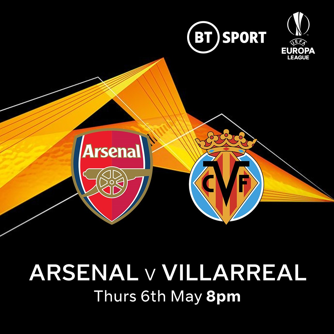 Villarreal v Arsenal (Europa League)