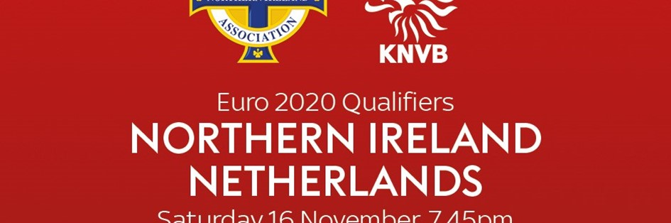 Northern Ireland v Netherlands (Euro 2020)