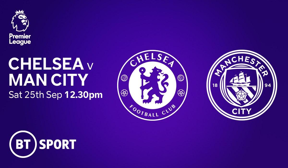 Chelsea v Manchester City (Premier League)
