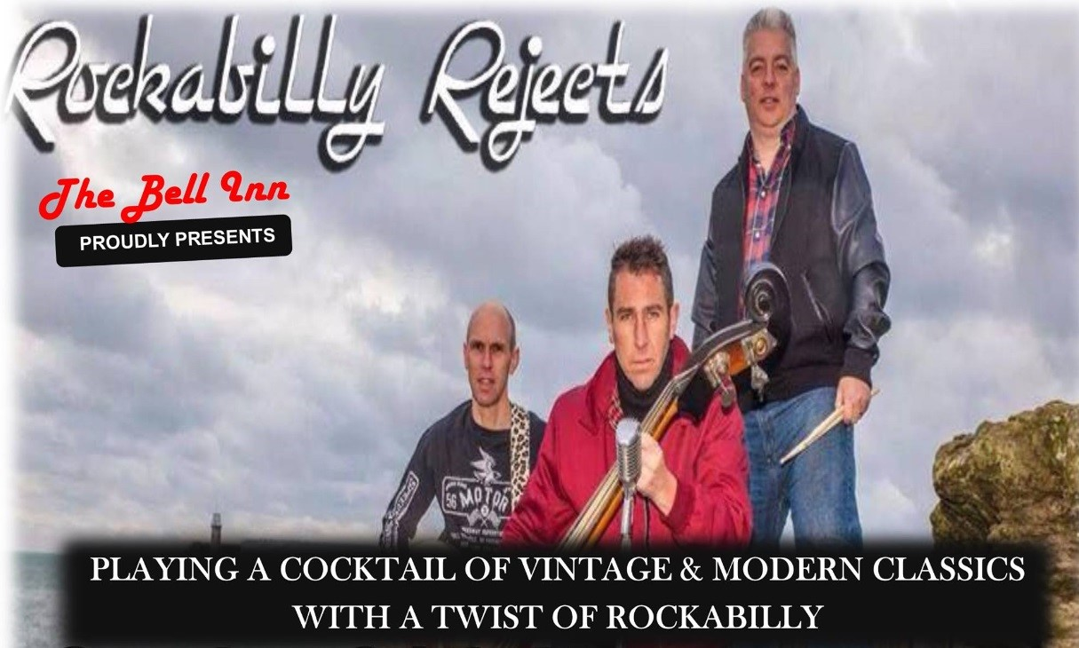 Live Music with The Rockabilly Rejects