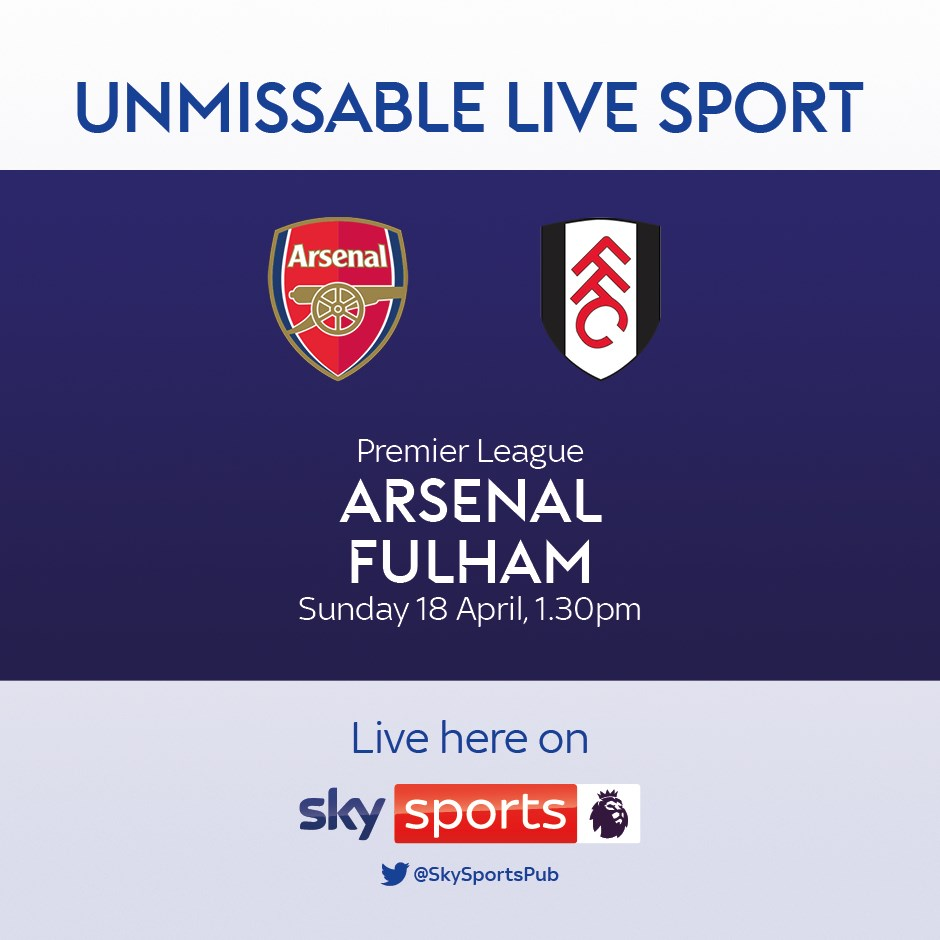Arsenal v Fulham (Premier League)