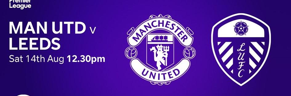 Manchester United v Leeds United (Premier League)
