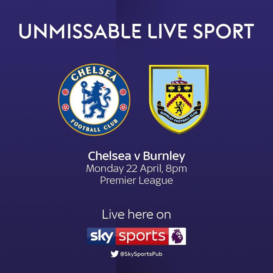 Chelsea v Burnley (Premier League)
