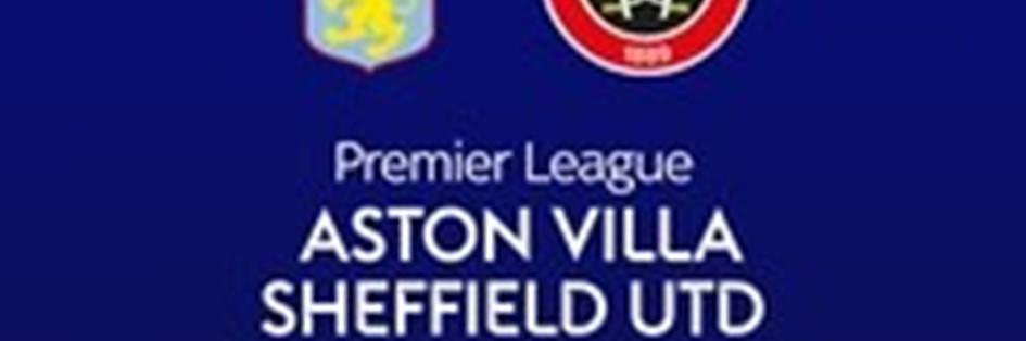 Aston Villa v Sheffield United (Premier League)
