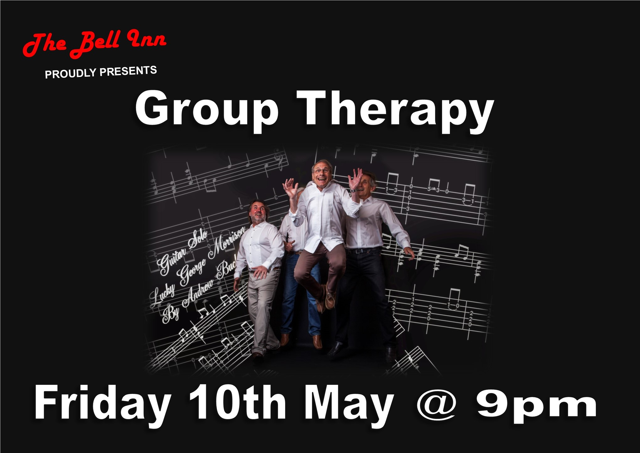 Live Music with Group Therapy