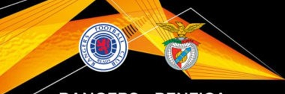 Rangers v Benfica (Europa League)