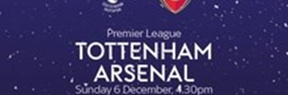 Tottenham Hotspur v Arsenal (Premier League)