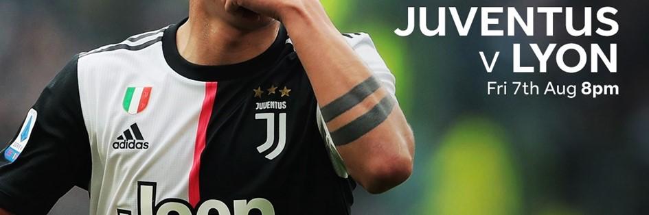 Juventus v Lyon (Champions League)