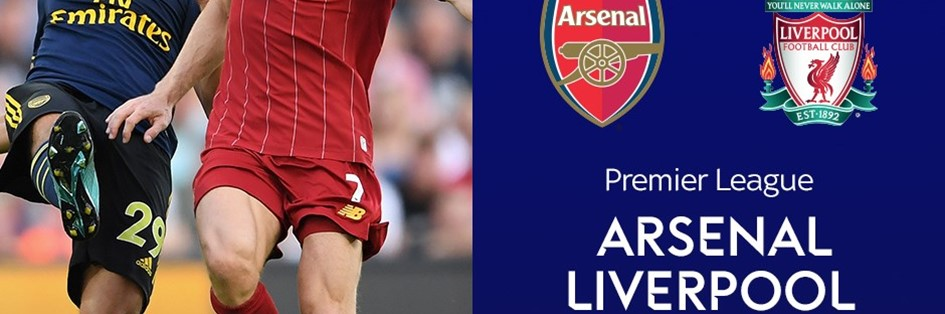 Arsenal v Liverpool (Premier League)