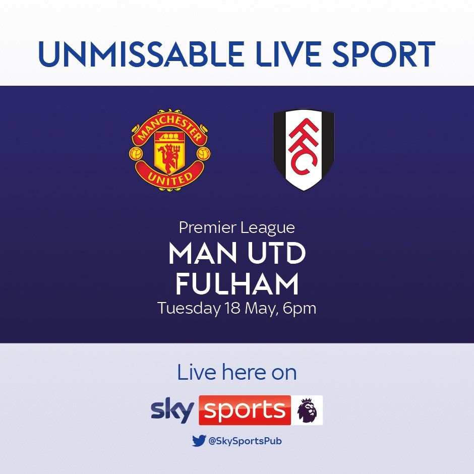 Manchester United v Fulham (Premier League)