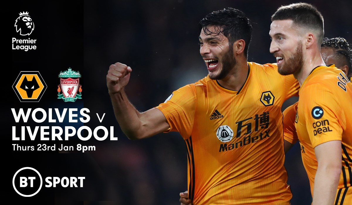 Wolves v Liverpool (Premier League)