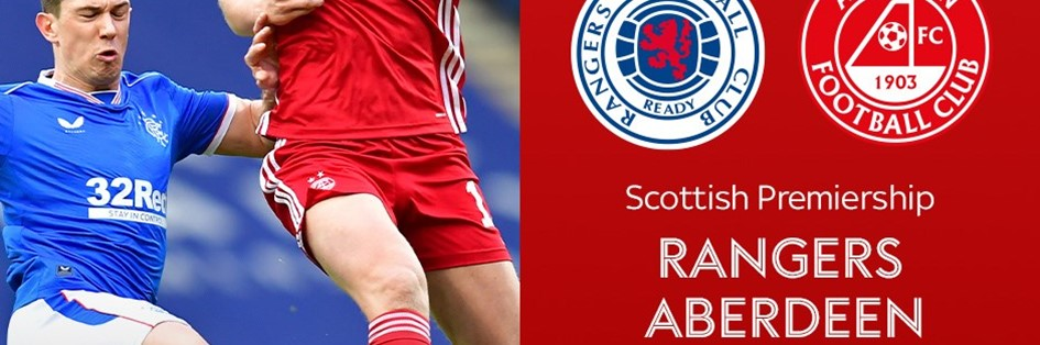 Rangers v Aberdeen (Scottish Premier League)