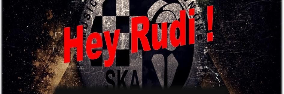 Live Music with Hey Rudi