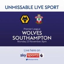 Wolves v Southampton (Premier League)