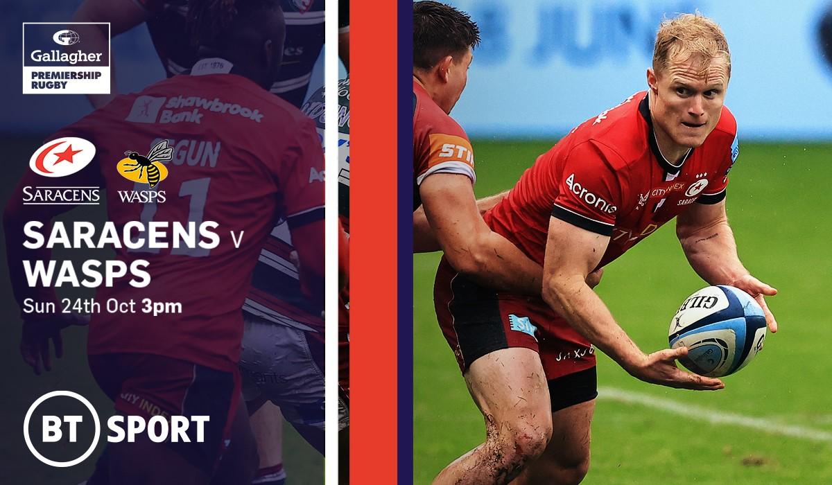 Saracens v Wasps (Rugby Union - English Premiership)
